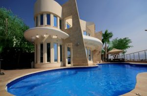 Villa facing the sea of ​​Eilat
